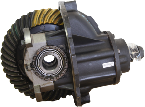 Rebuilt Meritor differential