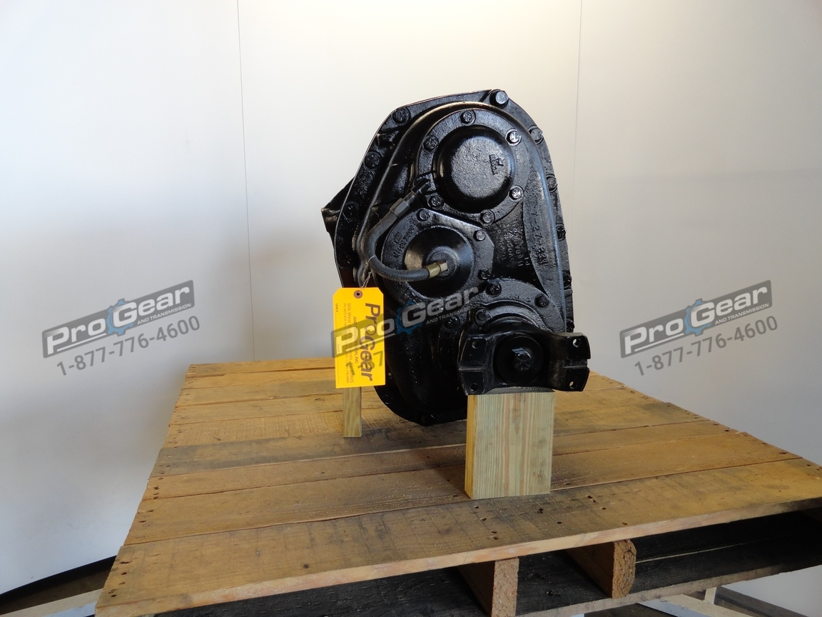 Mack transfer case