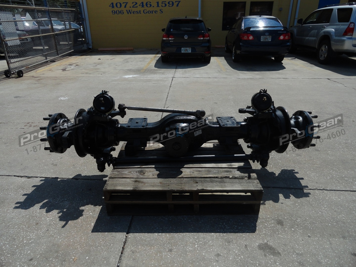 Marmon Herrington Axles for sale