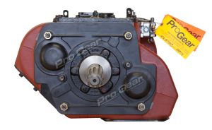 Eaton Fuller RTX 15710C Vaihteisto