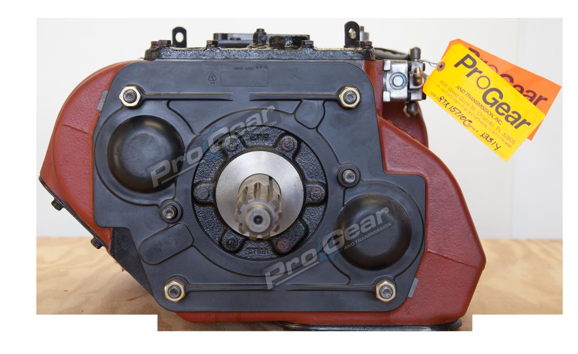 Eaton Fuller RTX 15710C Transmission