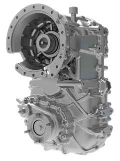 Meritor MTC 3000™ Series Transfer Case