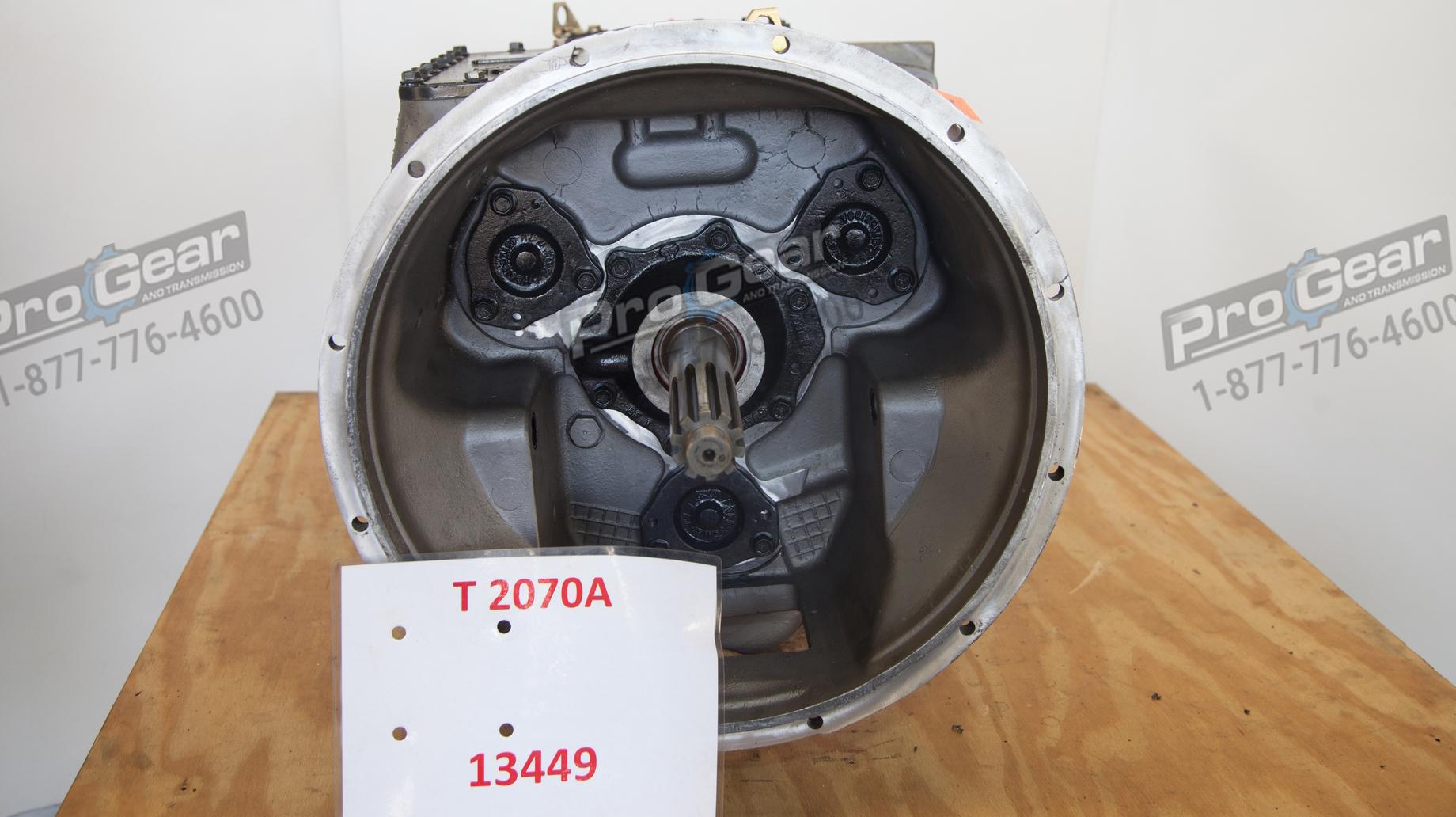 Mack T2070A Transmission