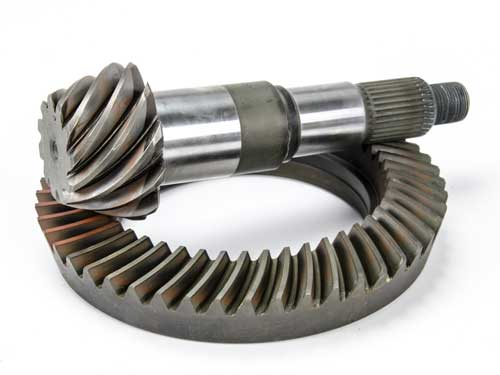 rebuilt Clark differentials