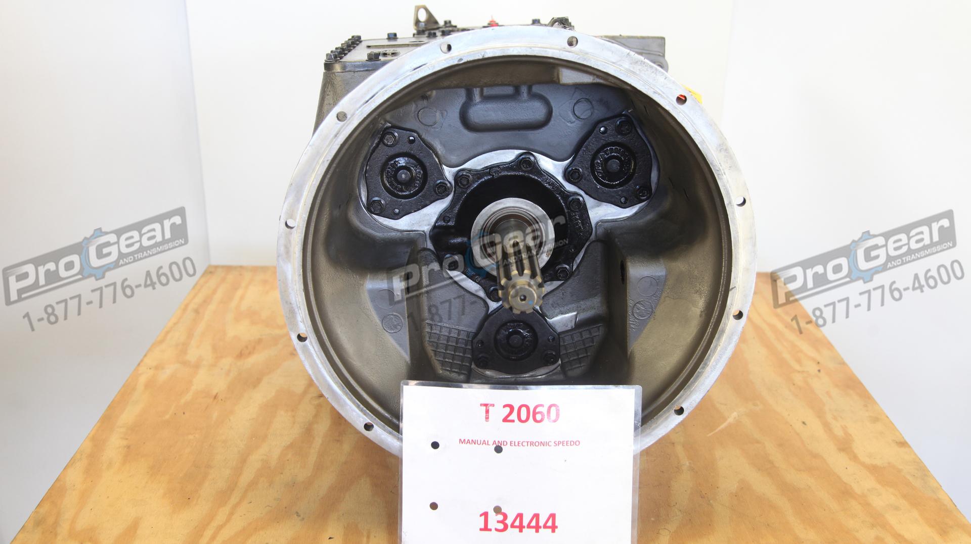 Mack transmission T2060