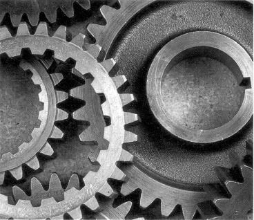 Eaton Fuller transmission gears
