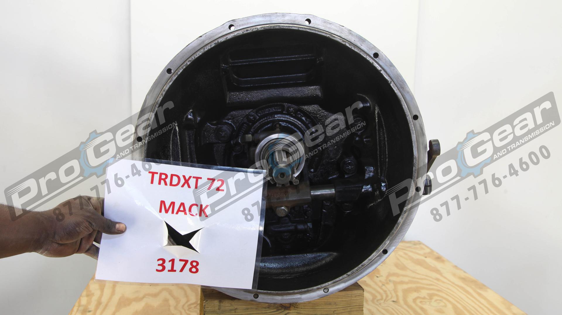 Mack TRDXT 72 Transmission